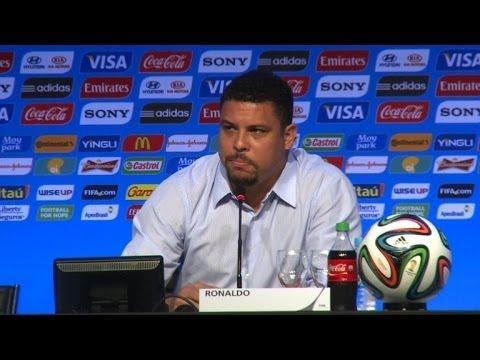 """Ronaldo und Zidane einig: """"Heim-WM ist das Größte"""""""