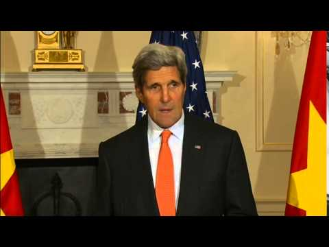 Secretary Kerry Delivers Remarks With Vietnamese Deputy Prime Minister and Foreign Minister Minh