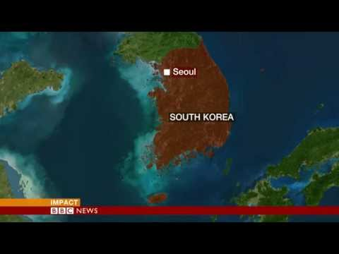 BREAKING: South Korea subway explosion injures at least 11 - BBC News