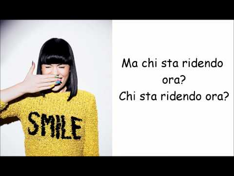 Jessie J-who's Laughing Now-traduzione video