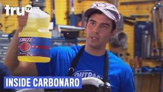 The Carbonaro Effect: Inside Carbonaro - Bicycle Oil Change | truTV