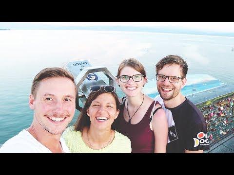Als Blogger auf der OutDoor Messe • Friedrichshafen • Weltreise Vlog #137