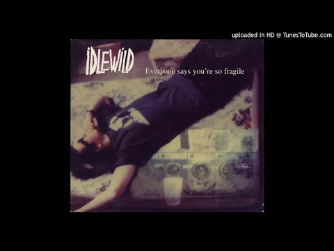 Idlewild - Theory Of Achievement