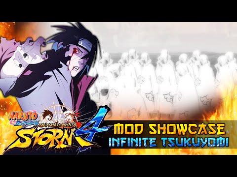 Infinite Tsukuyomi x Amaterasu Itachi!!! Naruto Shippuden Ultimate Ninja Storm 4 Mods thumbnail