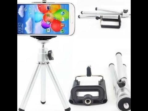 SL Universal Mobile Phone Stand Holder Tripod For Samsung Galaxy Note 2: EBay Reviews in One Minute