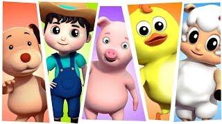 Kids Songs & Cartoon Videos   Rhymes For Babies   Kids Shows - Farmees