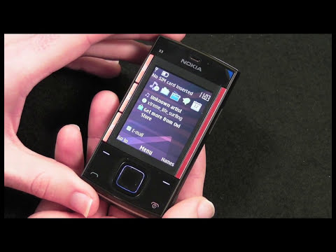 Nokia X3 Mobile Phone Review