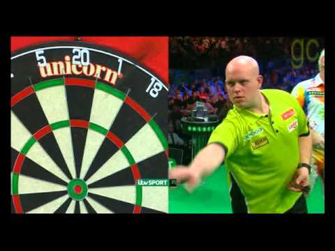 Darts-2015-World Series-Wright v van Gerwen {The Final}