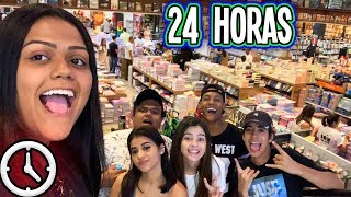 24 HORAS NA PAPELARIA !!!