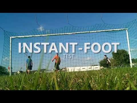 INSTANT-FOOT n°1 Session Test