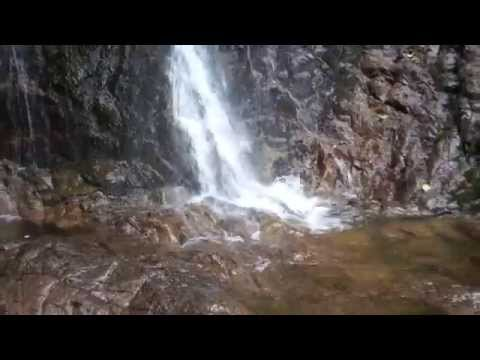 Waterfall Chillout with classical music