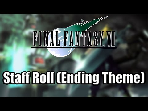 Staff Roll (Ending Theme) - Final Fantasy VII (Guitar Cover)