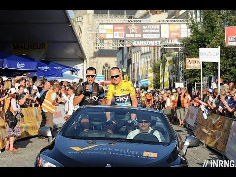 Post Tour de france Criterium in Aalst 2015