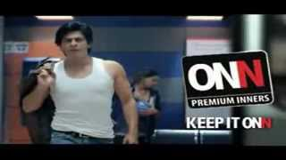 SHARUKH KHAN PLAYS GOOD FOOTBALL HD (WOW) NEW AD 2013- LUX ONN