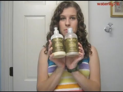 Review Shea Moisture Volumizing Shampoo Amp Conditioner