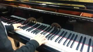 EGOIST - この世界で見つけたもの /kono sekai de mitsuketa mono/이 세상에서 찾은 것 Piano .ver