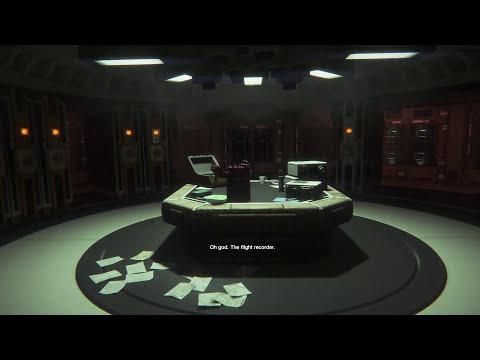 ASMR Let's Play Alien Isolation #3 [ PC ]
