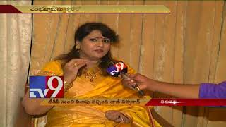 BREAKING NEWS : Actress Vani Viswanath on her political entry - TV9 Exclusive