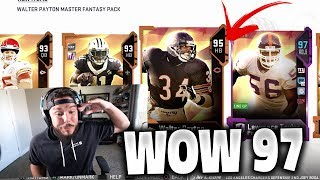 BEST CARDS IN MADDEN!! BOTH SETS COMPLETE - MADDEN 19 PACK OPENING