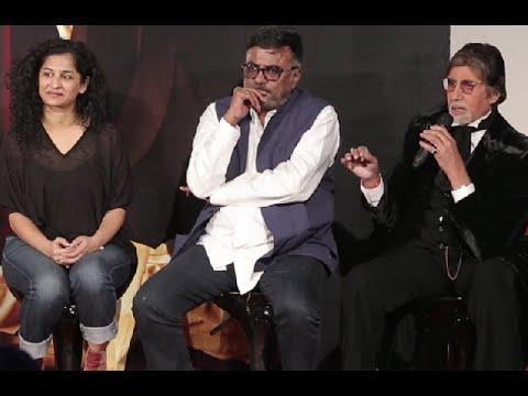 SHAMITABH Trailer With Event | Amitabh Bachchan, Dhanush & Akshara Haasan