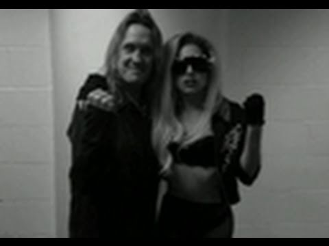 Lady Gaga meets SEXY Beast 666 (Iron Maiden)