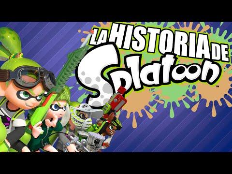 La Historia de Splatoon - Leyendas & Videojuegos