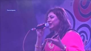 Bangla Songs By Shahnaz Belly - Nabiganj 2017 - JK College 100th Anniversary Celebrations