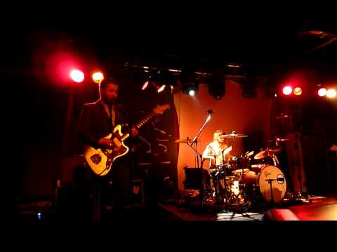 FEEDER . Generation Freakshow .HD. Live @ The Lemon Grove Exeter 30/1/2012