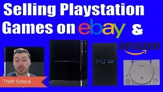 Best Selling Playstation Games Online and How to Find Them! Make Money on Ebay and Amazon!