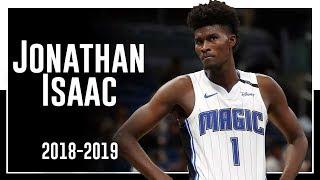 Magic SF Jonathan Isaac 2018-2019 Season Highlights ᴴᴰ