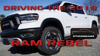 Driving the 2019 Ram Rebel!