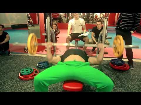 Русский жим EXtreme Gym