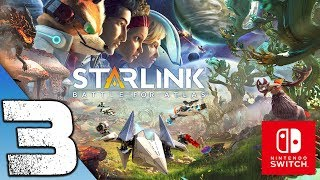 Starlink Battle for Atlas I Capítulo 3 I Let's Play I Switch I 4K