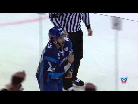 Бой КХЛ: Бэйлен VS Коусал / KHL Fight: Bailen VS Kousal