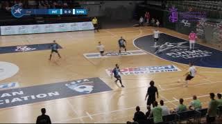 Movistar 2 KMN DOBOVEC vs MOVISTAR INTER FS UEFA Futsal Champions League 2018 19