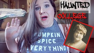 MY COLLEGE DORM WAS HAUNTED | MY HAUNTED LIFE | PARANORMAL STORYTIME