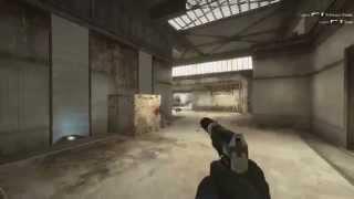 CS:GO - Paint It Black (Black Ops III Trailer Imitation)
