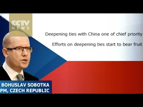 Czech PM: Xi's visit a great opportunity for ties