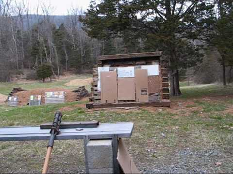 Shooting the 3-Barrel Rapid-Fire Pole Cannon