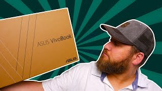 Unbox and Review of the Asus Vivobook S15