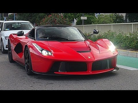 TOP MARQUES MONACO 2014 - Best Supercar Sounds!
