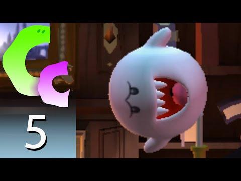 Luigi's Mansion: Dark Moon - Episode 5: Sticky Situation