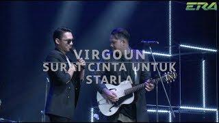 Download Lagu #ERADMA17 - Virgoun X Hael Husaini : Surat Cinta Untuk Starla Gratis STAFABAND