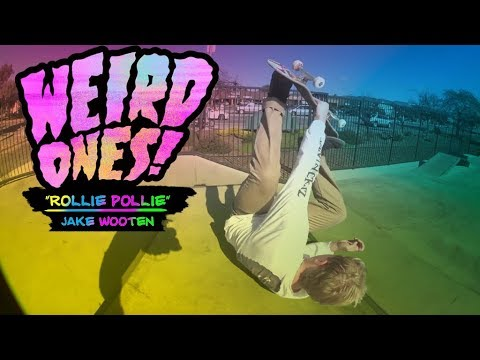 Jake Wooten Rolls into a few Weird Ones!