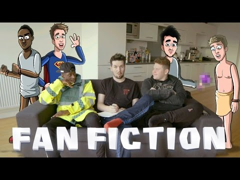 YOUTUBER ANIMATED FAN FICTION
