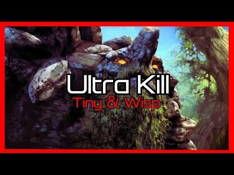 Tiny Ultra Kill - AANNIE vs S.W.Q @ Amateur Dota 2 League