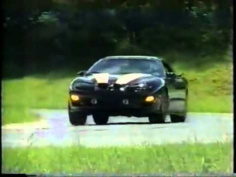 2001 SLP Pontiac Firebird Firehawk vs. Chevy Camaro SS Road Test