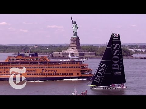 Strangers at Sea | Times Documentaries | The New York...