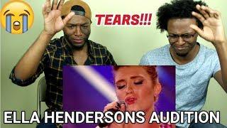 Download Lagu Ella Henderson's audition - The X Factor UK 2012 (REACTION) Gratis STAFABAND