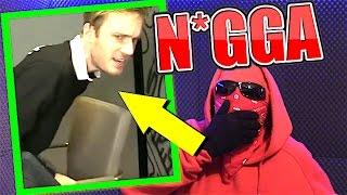 PEWDIEPIE SAYS THE N WORD IN HIS VIDEO